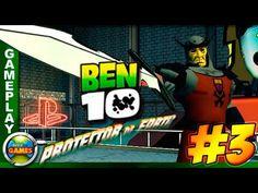 Ben 10 Protector of Earth PS2/PSP #3 Área 51