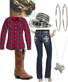 Stockshow outfit Source by outfits Rodeo Outfits, Country Outfits, Western Outfits, Country Girl Style, Country Girls, My Style, Country Life, Stylish Outfits, Cute Outfits