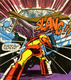 Iron Man by Don Heck