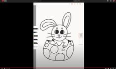 Learn how to draw the easter bunny with this simple drawing lesson! Drawing Lessons, Art Lessons, Learn To Draw, Easy Drawings, Easter Bunny, Snoopy, Simple, Fictional Characters, Color Art Lessons
