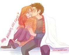 James and Lily by Viria