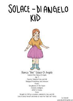 Next generation- Solangelo kid (part 5)