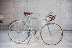 Coast Cycles Single Speed by Johnny Coast #singlespeed #custom #bicycle