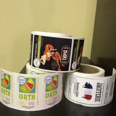 Here are some of the recent roll label jobs we have done! Roll Labels, Pistachio, Rolls, Mugs, Tableware, Instagram Posts, Pistachios, Dinnerware, Buns