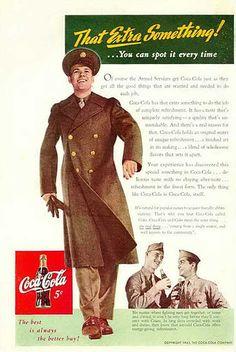 Fantastic Vintage Coca-Cola Ads