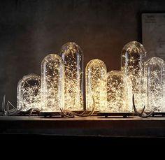 5 idées déco à réaliser avec une guirlande lumineuse - FrenchyFancy