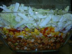 W garach u Gosi: Sałatka gyros Vegetables, Food, Vegetable Recipes, Eten, Veggie Food, Meals, Veggies, Diet