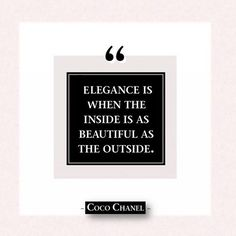 💄👠 #podwika #inspiration #fashionquote #quoteoftheday #instatruth #cocochanel #elegance #classy