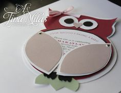 I think I have finally found the PERFECT invitation for my sister's baby shower!!!    DIY Owl Invitations Modern by ZooCutiePrintables on Etsy, $12.00