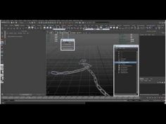 Chain Rigging Maya - YouTube