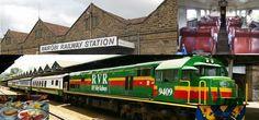 Nairobi - Mombasa Train Booking and Online Payment Nairobi Railway Station Train Booking, Mombasa, Train Tickets, Nairobi, Online Tickets, East Africa, Nature Photos, Trains, Wanderlust