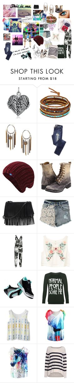 """Me. Let's see how many likes I can get"" by zoebolde-i ❤ liked on Polyvore featuring Seed Design, Bling Jewelry, Chan Luu, Silver Lining, Keds, Frye, White House Black Market, Norma Kamali, H&M and NIKE"