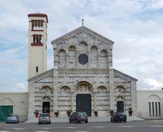 Pisa Chiesa Santa Maria Ausiliatrice