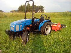 Mój traktor