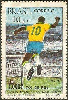 Homenagem dos Correios ao Futebol » Copa de 1974.