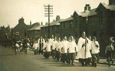 st Johns choir, on Hednesford Rd Heath Hayes