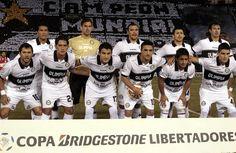 Olimpia en la copa libertadores 2013