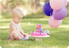 cake smash sessions are a great way to show off your child's interests and grab those smash shots everyone loves without being in highchair in the middle of a party having Aunt Susie's head in the way of the shot! :D (Not taken by Olive Photos!)