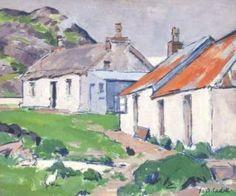 Scottish Colourists - Cadell