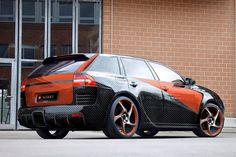 Cars Tuning Music: Porsche Cayenne (10 фото)