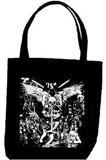 VIDA Tote Bag - Alien Pinup by VIDA fEXifX