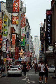 Around Jongno