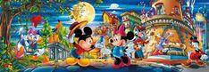 Valentines Disney counted cross stitch by Addict2CrossStitch
