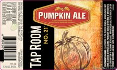 mybeerbuzz.com - Bringing Good Beers & Good People Together...: Rivertown Brewing / Tap Room No. 21 Co-Brewed Pump...