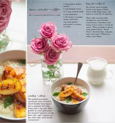 3 quick & easy breakfast ideas - Move Nourish Believe
