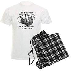 Gifts for sloth lovers: sloth stuff for dad Sloth Pajamas, Kids Pajamas, Pajamas Women, Unique Gifts For Dad, Best Dad Gifts, Baby Sloth, Cute Sloth, Sloth Socks, T Rex Shirt