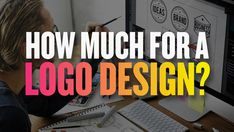 How much does a logo design cost? Price Guide | JUST™ Creative Logo Design Cost, Branding Design, Graphic Design, Spas, Price Guide, Price List, Professional Logo Design, Travel Logo, Sport Quotes