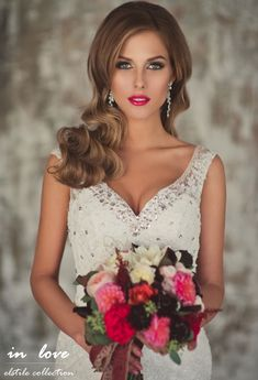We've brought back more wedding hairstyles that have full-on glamour from Elstile to start off the day with impeccable beauty! More impressive braids, lengthy waves and dazzling low bun updos to keep us inspired with the most stylish wedding hairstyles. These Russian stylists have mastered every kind of hairstyle you can think of in an elegant fashion for […]