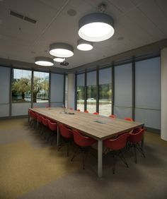 3GMicrosoft 20131209 700x839 Inside Microsofts New Madrid Office / 3g office
