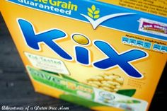 What cereals are safe to eat when you are gluten-free??