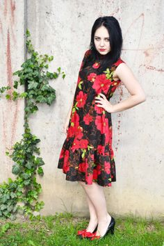 Passionate summer - dress