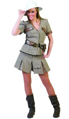 Costume  Safari   sc 1 st  Pinterest & Safari+Girl | ... 34 89 quantity item description other details ...