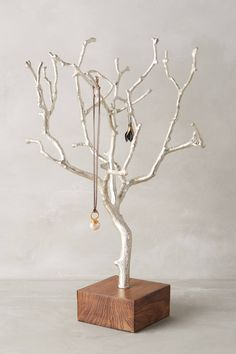 Manzanita Jewelry Stand - anthropologie.com