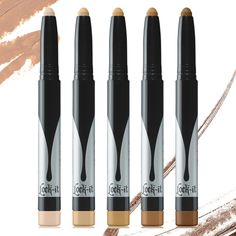 Kat Von D Lock-It Color Correcting Eyeshadow Primers Come in Shades for All Skin Tones: Lipstick.com