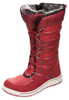 Anna Field Botas Para La Nieve Red  CentralMODA.COM