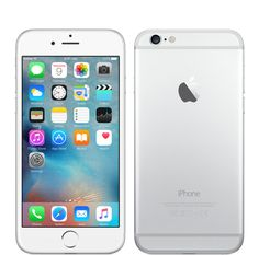 64-GB iPhone 6, zilver  http://store.apple.com/xc/product/MG4H2ZD/A