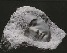CONSTANTIN BRANCUSI (1876-1957)  somnul  Le Sommeil, vers 1920