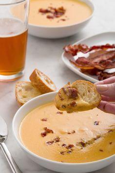 Bacon Beer Cheese SoupDelish