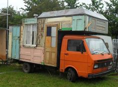 Salvaged mobile home <3