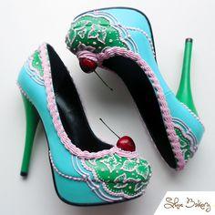 Custom Shoes www.shoebakery.com