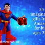 20 imaginative gifts from Amazon for kids ages 3 to 15
