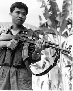 Captured Viet Cong photograph - Vietnam War…