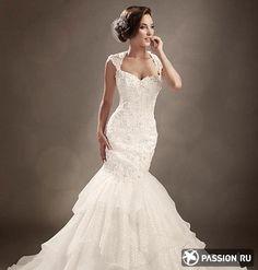 Свадебное платье к фигуре