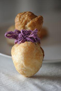 Uovo di pasqua salato