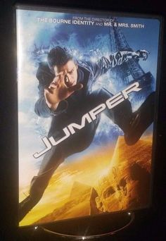 Jumper (DVD, Single Disc) for sale online Hd Streaming, Streaming Movies, Jumper 2008, The Bourne Identity, The Uncanny, Jumpers, Thriller, Movie Tv, Hayden Christensen