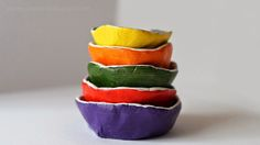 Journey into Creativity: Air dry clay jewelry dishes